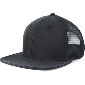 Prana Karma Trucker Hat Solid Black